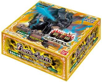 Battle Spirits Haoh Arc Vol.4 - Ken Mau Sekai [BS17] Booster BOX [w/Bazzel X Rare Dark Campaign Card](Released)(【バゼルXレアダーク化キャンペーンカード付属】バトルスピリッツ 覇王編 第4弾 【剣舞う世界】[BS17] ブースター BOX)