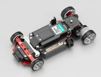 Body-less dNaNo SP Limited Chassis Set (For Porsche 962C)