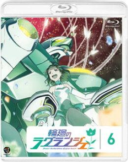 BD Rinne no Lagrange Vol.6 Regular Edition(Released)(BD 輪廻のラグランジェ 6  通常版 (Blu-ray Disc))