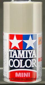 タミヤカラースプレー TS-88 チタンシルバー[タミヤ]《発売済・在庫品》