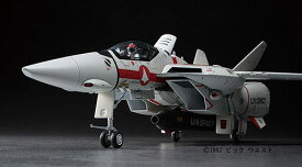 """超時空要塞マクロス 1/48 VF-1J/A バルキリー """"バーミリオン小隊"""" プラモデル(再販)[ハセガワ]《11月予約》"""