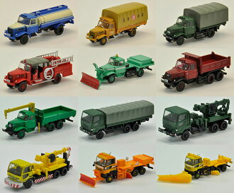 The Truck Collection Vol.8 BOX(Released)(ザ・トラックコレクション 第8弾 BOX)