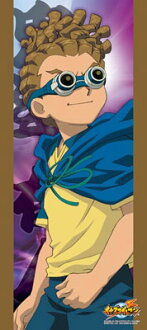 Microfiber Towel CharaPos Collection Memorial IE-03 Yuuto Kidou (Inazuma Eleven)(Back-order)