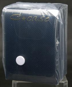 デッキケース C★ケース レギュラーサイズ ブラック[ニシノ]《発売済・在庫品》