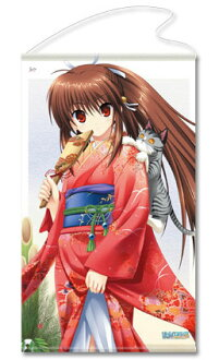 Little Busters! Ecstasy - Large Size Wall Scroll H: Rin Natsume(Back-order)