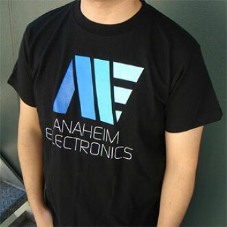 Mobile Suit Zeta Gundam - Anaheim Gradation T-shirt / BLACK - XL(Released)(機動戦士Zガンダム アナハイム グラデーションTシャツ/ブラック-XL)