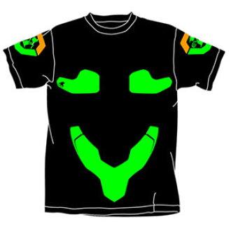 Rebuild of Evangelion - EVA-01 Test Type T-shirt / BLACK - XL(Released)(ヱヴァンゲリヲン新劇場版 劇場版 初号機Tシャツ/ブラック-XL(新世紀エヴァンゲリオン))