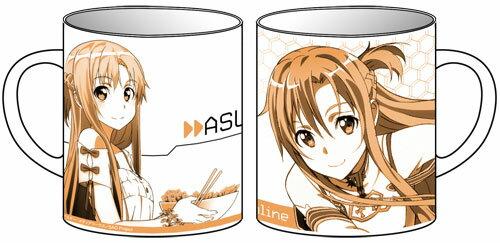 ソードアート・オンライン アスナ マグカップ(再販)[コスパ]《発売済・在庫品》