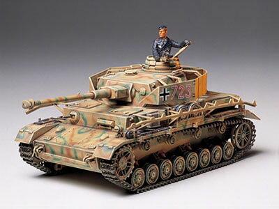1/35 ミリタリーミニチュアシリーズ No.181 ドイツ IV号戦車J型 プラモデル(再販)[タミヤ]《取り寄せ※暫定》