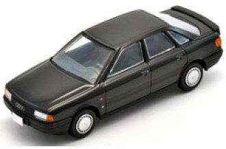 Tomica Limited Vintage Neo LV-N86b Audi 80 Quattro (Black)(Back-order)(トミカリミテッド ヴィンテージネオ LV-N86b アウディ80 クワトロ(黒))
