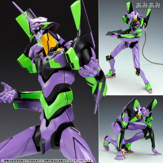 Evangelion: 2.0 You Can (Not) Advance Plastic Kit 1/400 Regular Artificial Human Evangelion EVA-01 Test Type(Released)(ヱヴァンゲリヲン新劇場版:破 1/400 汎用ヒト型決戦兵器 人造人間エヴァンゲリオン初号機 プラモデル)