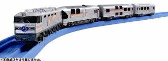 PlaRail Advance AS-09 EF510 Sleeper Train Limited Express Cassiopeia(Back-order)(プラレールアドバンス AS-09 EF510寝台特急 カシオペア)
