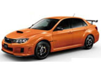 1/43 HOT SUBARU WRX STI tS TYPE RA ORANGE(1/43 HOT SUBARU WRX STI tS TYPE RA ORANGE(Released))