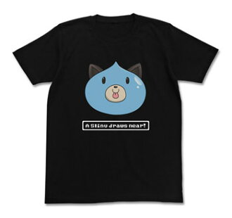초차원 게임네프테누스라이누 T셔츠/블랙-L(재판)[코스파]《제고품절》