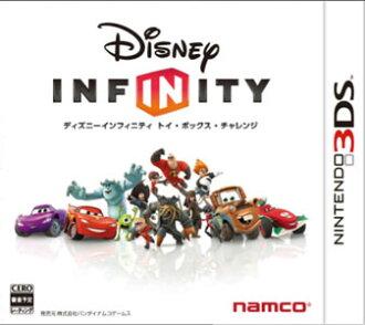 3DS Disney Infinity Toy Box Challenger(Released)(3DS ディズニー インフィニティ トイ・ボックス・チャレンジ)