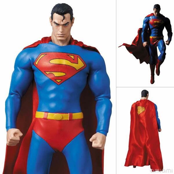 リアルアクションヒーローズ No.647 RAH スーパーマン(HUSH Ver.)[メディコム・トイ]《取り寄せ※暫定》