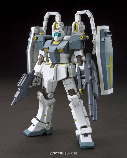 HG 1/144 ジム(ガンダムサンダーボルト版) プラモデル[バンダイ]《発売済・在庫品》
