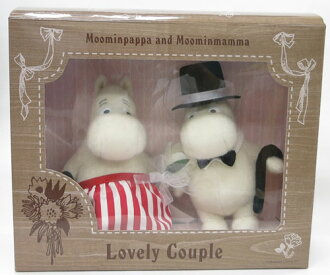 Moominpappa & Moominmamma Lovely Couple Set(Released)(ムーミンパパ&ムーミンママ ラブリーカップルセット)