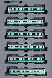 10-1195 E233系7000番台 埼京線 6両基本セット(再販)[KATO]《取り寄せ※暫定》