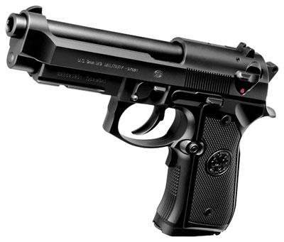 電動ブローバック フルオート M9A1 ブラック[東京マルイ]《発売済・在庫品》
