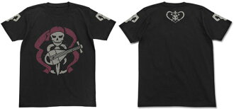 Bodacious Space Pirates the Movie - Bentenmaru T-shirt / BLACK - L(Released)(劇場版 モーレツ宇宙海賊 弁天丸Tシャツ/ブラック-L)