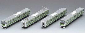 92535 JR E233 6000系通勤電車(横浜線)基本セット(4両)(再販)[TOMIX]《発売済・在庫品》