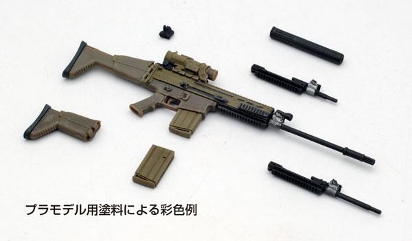 リトルアーモリー LA003 1/12 SCAR-Hタイプ プラモデル(再販)[トミーテック]《発売済・在庫品》