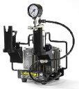 PS313 リニアコンプレッサーL5/圧力計付レギュレーターセット(再販)[GSIクレオス]【送料無料】《在庫切れ》