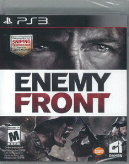 PS3 [North American Edition] ENEMY FRONT