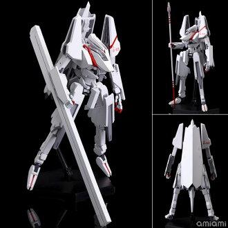 Knights of Sidonia 1/100 Type 17 Morito Shiratsuki Kai Tsugumori Animation Ver. Plastic Model(Released)(シドニアの騎士 1/100 一七式衛人 白月改 継衛 Animation Ver. プラモデル)