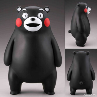 (New Item w/ Box Damage)Vinyl Factory - Kumamon Soft Vinyl Figure(Released)