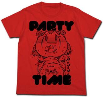 Ai Mai Mi - PeroPero Mai T-shirt / FRENCH RED - L(Released)(あいまいみー ペロペロ麻衣Tシャツ/フレンチレッド-L)