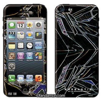 Gargantia on the Verdurous Planet iPhone5/5s Case [MCC FACE](Back-order)(翠星のガルガンティア iPhone5/5s CASE[MCC FACE])