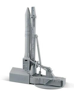 スペースクラフト No.10 1/200 イプシロンロケット プラモデル(Spacecraft No.10 1/200 Epsilon Rocket Plastic Model(Released))