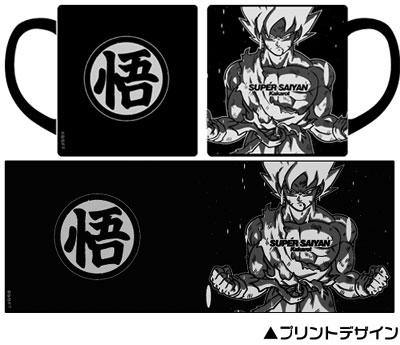 ドラゴンボール改 悟空マグカップ(再販)[コスパ]《08月予約》