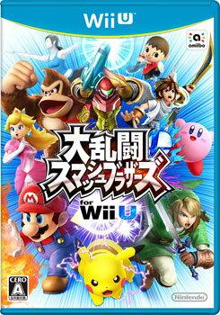 Wii U 大乱闘スマッシュブラザーズ for Wii U ソフト単品[任天堂]【送料無料】《発売済・在庫品》
