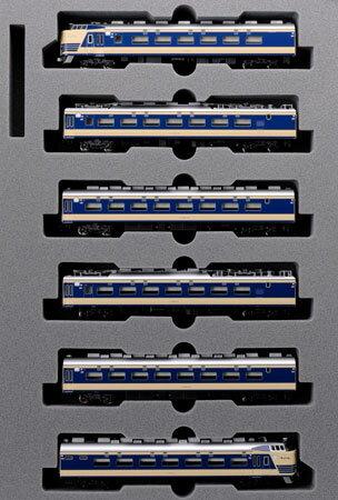 10-1237 583系 特急形寝台電車 6両基本セット(再販)[KATO]【送料無料】《08月予約》