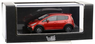 WIT'S 1/43 COLT RALLIART Version R Red Metallic