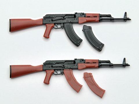 リトルアーモリー LA010 1/12 AKMタイプ プラモデル(再販)[トミーテック]《発売済・在庫品》