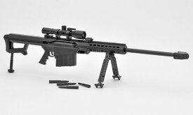 リトルアーモリー LA011 1/12 M82A1タイプ プラモデル(再販)[トミーテック]《発売済・在庫品》
