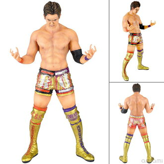 Pro Kaku Heroes F - New Japan Pro-wrestling: Kazuchika Okada 1/11 Complete Figure(Back-order)(プロ格ヒーローズF(Figure) 新日本プロレス オカダ・カズチカ 1/11 完成品フィギュア)