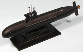 1/700 Jシリーズ 海上自衛隊潜水艦 そうりゅう型(2隻入) プラモデル(再販)[ピットロード]《取り寄せ※暫定》