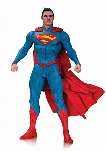 DCコミックス デザイナー/ ジェイ・リー シリーズ1: スーパーマン アクションフィギュア[DCコレクティブル]《取り寄せ※暫定》