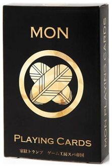 """家紋トランプ(""""Kamon"""" Family Crest Playing Cards(Back-order))"""