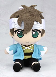 Hakuouki - Plush Series 27: Heisuke Toudou Shinsengui Uniform ver.2(Released)(薄桜鬼 ぬいぐるみシリーズ 27 藤堂平助 隊服 ver.2)