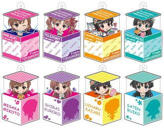 箱入り娘 とある科学の超電磁砲S 8個入りBOX(Hakoiri Musume - Toaru Kagaku no Railgun S 8Pack BOX(Back-order))