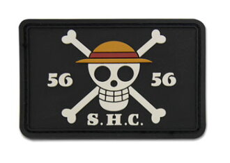 ONE PIECE - Strawhat Pirates PVC Patch(Pre-order)(ワンピース 麦わらの一味 PVCパッチ)