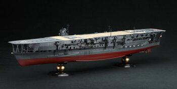 1/350艦船モデル日本海軍航空母艦加賀プラモデル(再販)[フジミ模型]《05月予約》