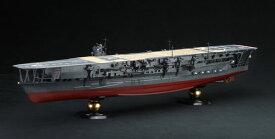 1/350 艦船モデル 日本海軍航空母艦 加賀 プラモデル(再販)[フジミ模型]《取り寄せ※暫定》