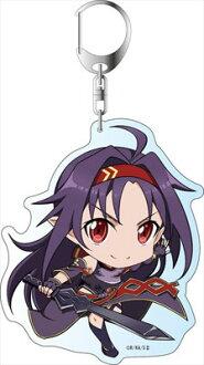 Sword Art Online II - Deka Keychain: Yuuki(Released)(ソードアート・オンラインII デカキーホルダー ユウキ)
